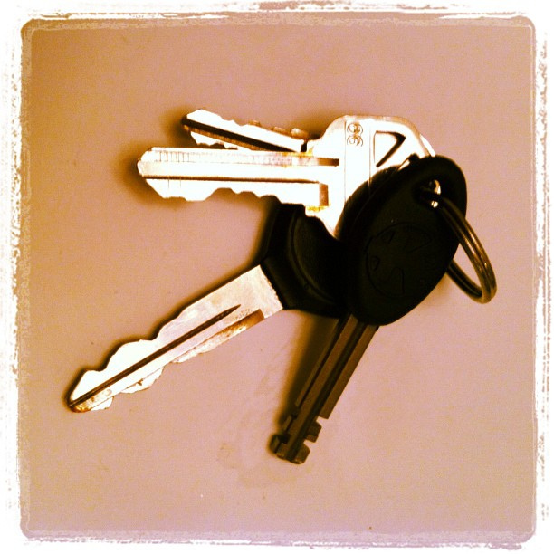 Disaster Tip 9 – Exchange Keys with a Neighbour