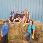 Hay Donation