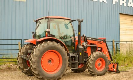 Do you think our tractor's Sexy!!